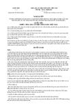 Nghị quyết 66/2013/QH13