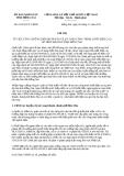 Chỉ thị 01/2013/CT-UBND tỉnh Đồng Nai