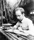 """Đề tài: Vai trò của công tác tư tưởng đối với việc đẩy mạnh cuộc vận động """"Học tập và làm theo tấm gương đạo đức Hồ Chí Minh trong giai đoạn hiện nay"""""""