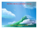 Bài giảng Bài 3: Mạch điện đảo chiều quay động cơ 3 pha - GV. Đỗ Xuân Sinh