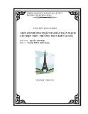 SKKN: Một số phương pháp giải bài toán mạch cầu điện trở - Trường THCS Kiến Giang
