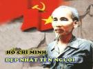 Bài giảng Chương 4: Tư tưởng Hồ Chí Minh về đại đoàn kết dân tộc kết hợp sức mạnh dân tộc với sức mạnh thời đại