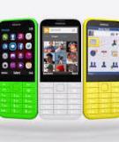 Tiểu luận: Mô hình chuỗi cung ứng Nokia