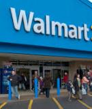 Tiểu luận: Mô hình chuỗi cung ứng của Tập đoàn Wal-mart