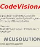 Hướng dẫn sử dụng Codevision AVR