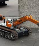 Đề tài: Thiết kế và chế tạo robot dò đường tự động sử dụng led cảm biến thu phát hồng ngoại