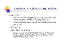 Bài giảng Kế toán máy: Chương 5 - Lê Ngọc Mỹ Hằng