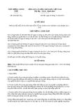 Quyết định 2043/QĐ-TTg năm 2013