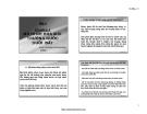 Bài giảng Mô hình hóa môi trường: Chương 4 - GV. Trương Thị Thu Hương