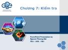Bài giảng Quản trị học: Chương 7 - ThS. Nguyễn Phương Mai