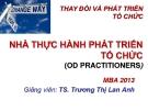Bài giảng Thay đổi và phát triển tổ chức: Chương 2 - TS. Trương Thị Lan Anh