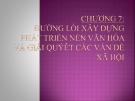 Bài giảng Đường lối cách mạng Việt Nam: Chương 7 - TS. Dương Kiều Linh