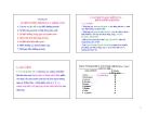 Bài giảng Chương IV: Sự biến dưỡng protein và amino acid