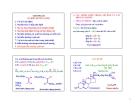 Bài giảng Sinh hóa học (Phần II: Trao đổi chất và năng lượng sinh học): Chương III