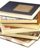 Tài liệu ôn tập môn Nghiệp vụ chuyên ngành