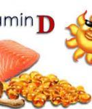 Những thực phẩm giàu vitamin D giúp trẻ phát triển chiều cao.