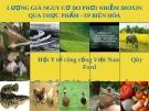 Bài giảng Sức khỏe môi trường: Chương 2 - ThS. Trần Thị Tuyết Hạnh