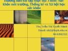 Bài giảng Sức khỏe môi trường: Chương 5 - ThS. Trần Thị Tuyết Hạnh