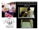 Bài giảng Kỹ thuật đo ghi điện sinh vật ứng dụng trong chuẩn đoán, điều trị