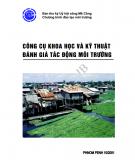 Giáo trình Công cụ khoa học và kỹ thuật đánh giá tác động môi trường: Phần 1