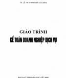 Giáo trình Kế toán doanh nghiệp dịch vụ: Phần 1 - TS. Lê Thị Thanh Hải (chủ biên)