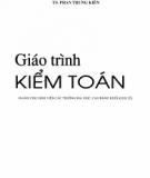 Giáo trình Kiểm toán: Phần 2 - TS. Phan Trung Kiên