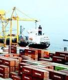 Tiểu luận vận tải và giao nhận hàng hóa: Thực tế nhập CIF xuất FOB của các doanh nghiệp xuất nhập khẩu Việt Nam