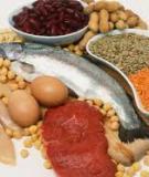 Báo cáo Hóa sinh thực phẩm: Các phương pháp xác định Protein