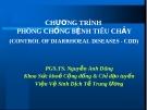 Bài giảng Chương trình y tế quốc gia: Chương 6 - PGS.TS. Nguyễn Anh Dũng