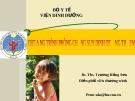 Bài giảng Chương trình y tế quốc gia: Chương 2 - BS.ThS. Trương Hồng Sơn