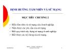 Bài giảng Quản trị chiến lược: Chương 2 - Nguyễn Đình Hòa