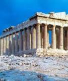 Tiểu luận Triết học: Lịch sử triết học cổ Hy Lạp là lịch sử đấu tranh giữa đường lối Đêmôcrít và đường lối Platon