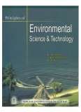 Principles of Environmental Science & Technology