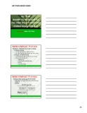 Bài giảng Kế toán ngân hàng thương mại: Chương 4 - Đặng Thế Tùng