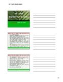 Bài giảng Kế toán ngân hàng thương mại: Chương 3 - Đặng Thế Tùng