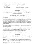 Quyết định 840/QD-HQBD