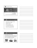 Bài giảng Thương mại điện tử: Chương 1 - Trần Hoài Nam
