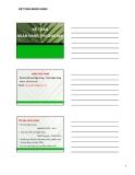 Bài giảng Kế toán ngân hàng thương mại: Chương 1 - Đặng Thế Tùng