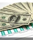 Tiểu luận tài chính doanh nghiệp: Phân tích dòng tiền