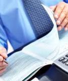 Nguyên tắc lập và trình bày bảng cân đối kế toán