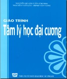 Giáo trình Tâm lý học đại cương: Phần 1 - Nguyễn Quang Uẩn (chủ biên)