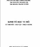 Kinh tế học vi mô: Phần 1 - PGS.TS. Cao Thúy Xiêm (chủ biên)