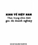 Kinh tế Việt Nam - Thực trạng nhìn dưới góc độ doanh nghiệp: Phần 1 - Đặng Đức Thành