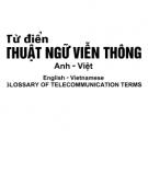 Từ điển thuật ngữ viễn thông (Anh - Việt): Phần 2 - TS. Phùng Văn Vận