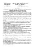 Quyết định 1831/QĐ-UBND năm 2013 tỉnh Vĩnh Long