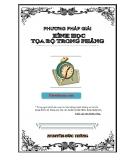 Phương pháp giải hình học tọa độ trong phẳng - Nguyễn Đức Thắng