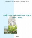 Tiểu luận Quản trị chiến lược: Công ty TNHH MTV Đầu tư – Dịch vụ bất động sản ACB – Chiến lược phát triển kinh doanh 2010 - 2020