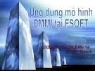 Thuyết trình: Ứng dụng mô hình CMMI tại FSOFT