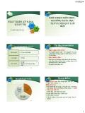 Bài giảng Phát triển kỹ năng quản trị - ThS. Nguyễn Hoàng Diễm Hương