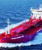 Tiểu luận: Dầu cho động cơ hàng hải